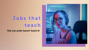 Virtual student online work experience
